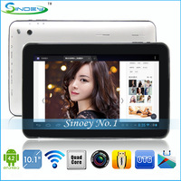 Xmas New Arrival 10.1inch Quad Core Tablet PC 1G 8G ATM7029 Android 4.2 Tablets Quad Core with HDMI Bluetooth WIFI Quad Core MID