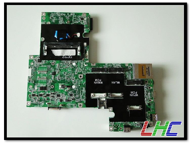 high quality 1720 Motherboard for dell non-integrated intel chipset UK435 100% tested well(China (Mainland))