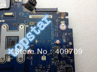 LA-7191P PGRAA  for K000126510 toshiba satellite laptop motherboard x770  100%tested perfect working