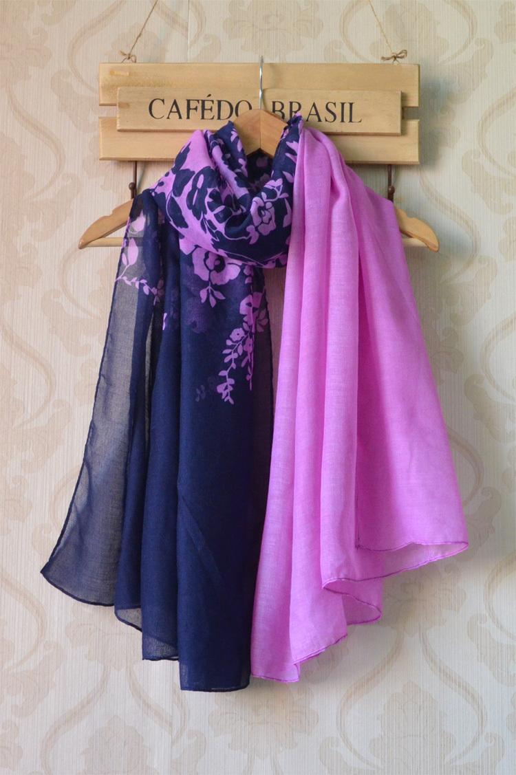 Womens scarf 2013 new free shipping,viscose shawls,head wraps,Flower print,women hijab fashion,floral hijab,muslim muffler,cape(China (Mainland))