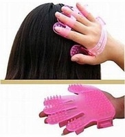 1196 bath glove tools function type brush shampoo cycle  (XY)