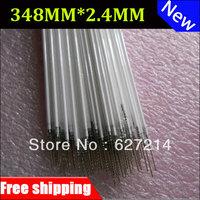 Free shipping 20pcs 17 inch 4:3 lcd screen LCD CCFL lamp backlight , CCFL backlight tube,348MMx2.4mm, 17 inch screen CCFL light