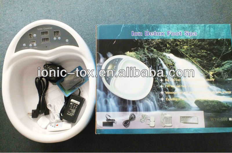 Foot Spa Machine Price Detox Foot Spa Machine For