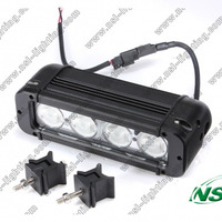 Free shipping High quality 8''  Spot/Flood/Combo 40W CREE LED work light bar TRUCK,CAR,BOAT SUV Offroad light 3400LM 10-70V