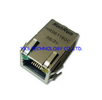 HR961160C SMT RJ45 with network transformer