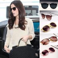 Women's Retro Round Eyeglasses Metal Frame Leg Spectacles 5 Colors Sunglasses Free shipping&Drop shipping SL00485