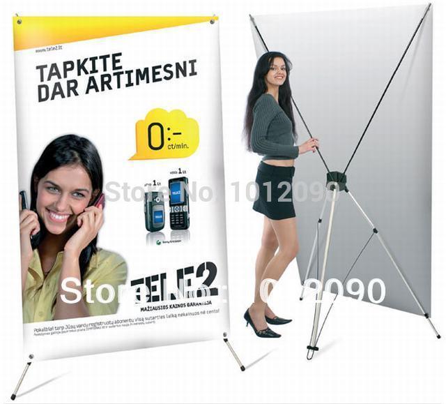 Сворачиваемое демонстрационное оборудование Trade Show Display Printing/X Banner Trade Show/portable display