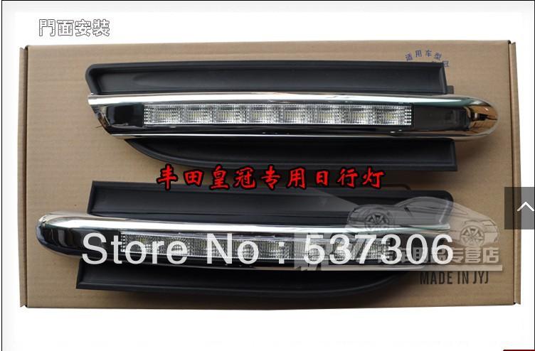 Дневные ходовые огни Cadillac ! 2010 , 2 /, 6000 7000K дневные ходовые огни сплошной диод купить