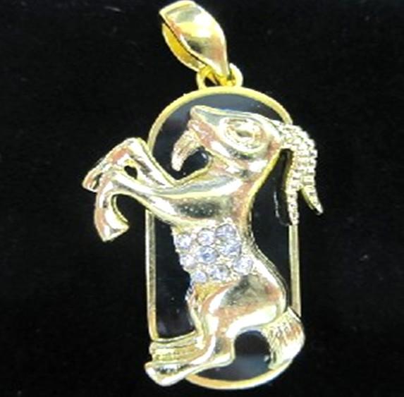 Capricorn constellation Jewellery USB Flash drive zodiac usb flash free shipping(China (Mainland))