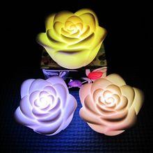 popular rose led light