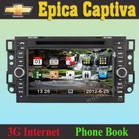 CAR DVD PLAYER autoradio GPS navigation  for Chevrolet Epica Captiva Lova Aveo Optra  / 3g internet / Russian language