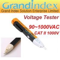 Non-contact AC Voltage Detector (90-1000V)  IAC-D,CAT II 1000V