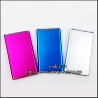 Discount 100pcs portable charger 5600mAh External Battery Charger for iPhone Samsung Nokia ect