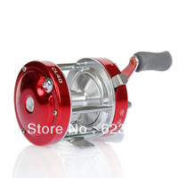 Direct factory price free  CL40  Baitcast  reel Shipping Superior Baitrunner Carp Spinning Fishing Reel  Wholesale and Retail