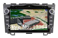 ZESTECH Car Auto Multimedia DVD Player for  Honda CRV DVD BEFORE 2012 with BT,IPOD,TV IPHONE menu for Honda CRV car dvd player
