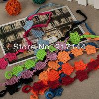 New Items!10 Colors Owl Shape Italy Lace Bracelets Bangles 50PCS/LOT Free Shipping