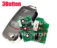 Free shipping B01-2 VW 3 Button Style Remote For KD100(KD200) Machine  2pcs/lot