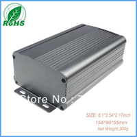 XDM05-12 aluminum extruded enclosure for  Project Box Aluminum Electronic Enclosure 155*90*55mm 6.1*3.54*2.17inch
