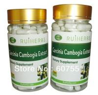 3bottles PURE Garcinia Cambogia Extract 60% HCA 500mg x 270caps free shipping