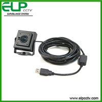 Mini Pinhole Surveillance ATM USB Camera for PC