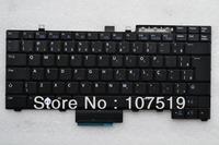 Free shipping Laptop keyboard for DELL Latitude E5400 E5410 E5500 US Version Black keyboard