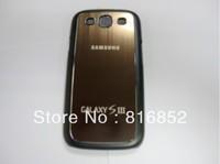 DHL Free Shipping Multicolor aluminum metal Drawing phone shell case galaxy siii nexus i9300 back shell for samsung Galaxy Nexus