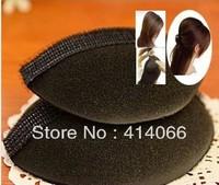 Free Shipping 5 Pair/Lot MAGIC Nylon Sponge Hair Maker Styling Twist Magic Bun Pricess Hair Base