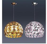 Egy modern lighting restaurant lamp bar lamp crystal lamp fashion brief single-head pendant light