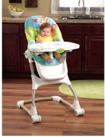 Free Shipping Discover n Grow EZ Clean High Chair