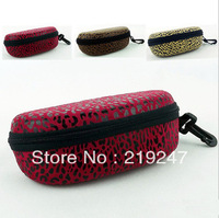 The fashion new style retro patterns compression sunglasses case
