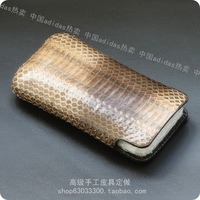 Dhaman leather  for apple    for iphone   5 mobile phone case  for apple    for iphone   5 special holsteins customize