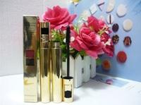 4PCS/LOT supernova sale Professional Brand Makeup long golden mascara free shipping