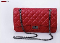 new  fangfangbag,fashion sheepskin handbag,genuine leather handbag Lindythyk free shipping 10pcs/lot