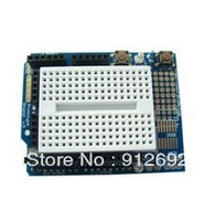 Freeshipping ! ProtoShield prototype expansion board with mini bread board based ARDUINO