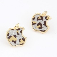 SALE!wholesale los gold plated Christmas jewelry gift silver plated vintage fashion jewelry stud earrings free shipping