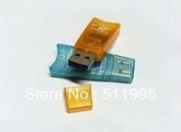 Free Shipping USB2.0  T-fish Card Reader