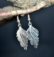Free Shipping Handmade National trend accessories tibetan Tibet silver Drop earrings X'mas Gift