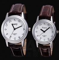Authentic Korean Fashion Couple waterproof watches, Free shipping