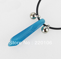 Naruto Tsunade necklace blue  Pendant Halskette Cosplay   Free shipping