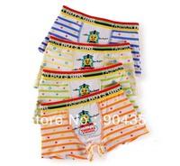 Kids Underwear Boys Underpants Shorts Pants Thomas & Friend Stripe Colorful Boxer Briefs Cotton Cartoon