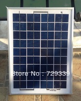 10W Polycrystalline Solar Panel is 12V Battery Charging Solar Panels Photovoltaic