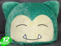 Pokemon Snorlax Plush Hat Cap Cosplay 12inches Stuffed Anime Manga Birthday Present Gift PNHT8009