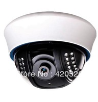 "600TVL 1/3"" Sony CCD 22 leds IR 20 Meters indoor dome CCTV Camera .free shipping !!!"