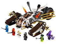 Bela Building Block Toy Ninjago Ultra Sonic Raider Educational Construction Bricks Hot Toy for Children Model Building Gift