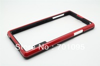 Hybrid Bumper Case cover for Sony Xperia Z1 L39h
