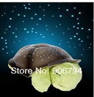 Magic sleep turtle turtle star projector turtle small night lights   Free shipping