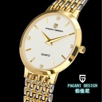 brand items Pagani Design retro men watch men watch waterproof quartz watch slim female form couple tables loves (CX-2003)