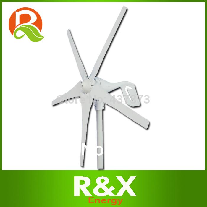 5 blades wind turbine generator 400w wind generators. 12V/2V optional. Used for land&marine. 3 years warranty(China (Mainland))