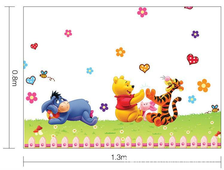 Cool Baby Nursery Room Winnie The Pooh 6 | Joy Studio Design Gallery ...