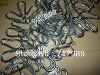 10 # steel hooks,10 # steel buckles